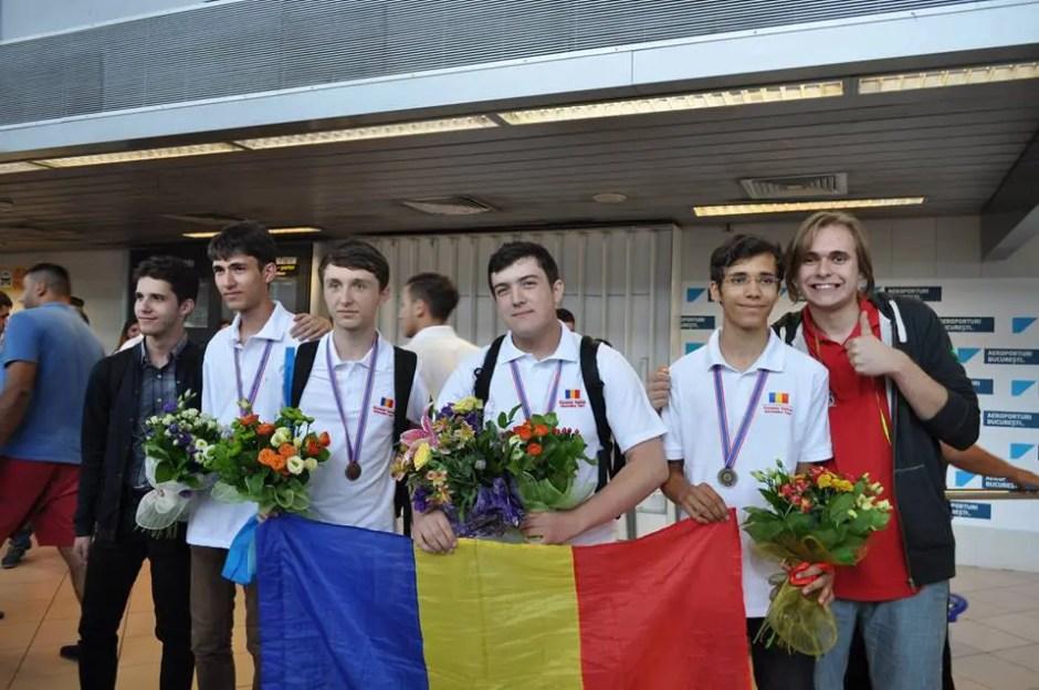 Olimpiada Internaţională de Informatică