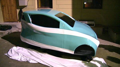maşină electrică