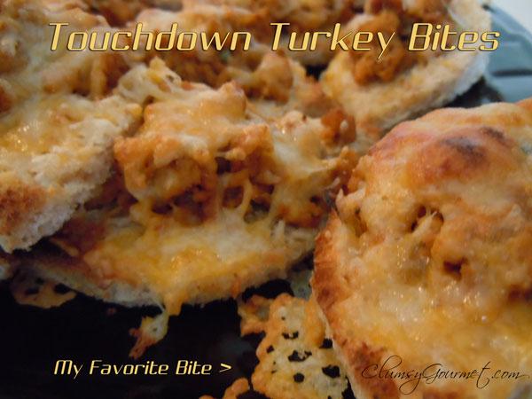 Touchdown Turkey Bites Easy Recipe
