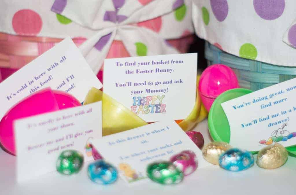 Make this Easter Egg-stra Special with Egg Hunt Riddles !