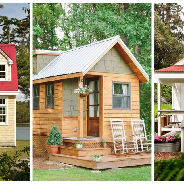 Small House Movement and Designs - Pictures of Tiny Home Ideas - tiny home ideas