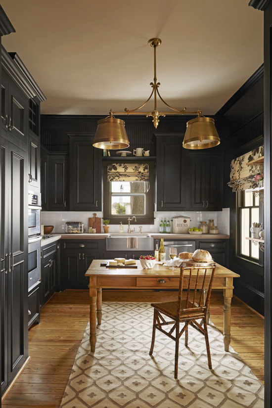 100+ Kitchen Design Ideas - Pictures of Country Kitchen Decorating - kitchen decoration ideas
