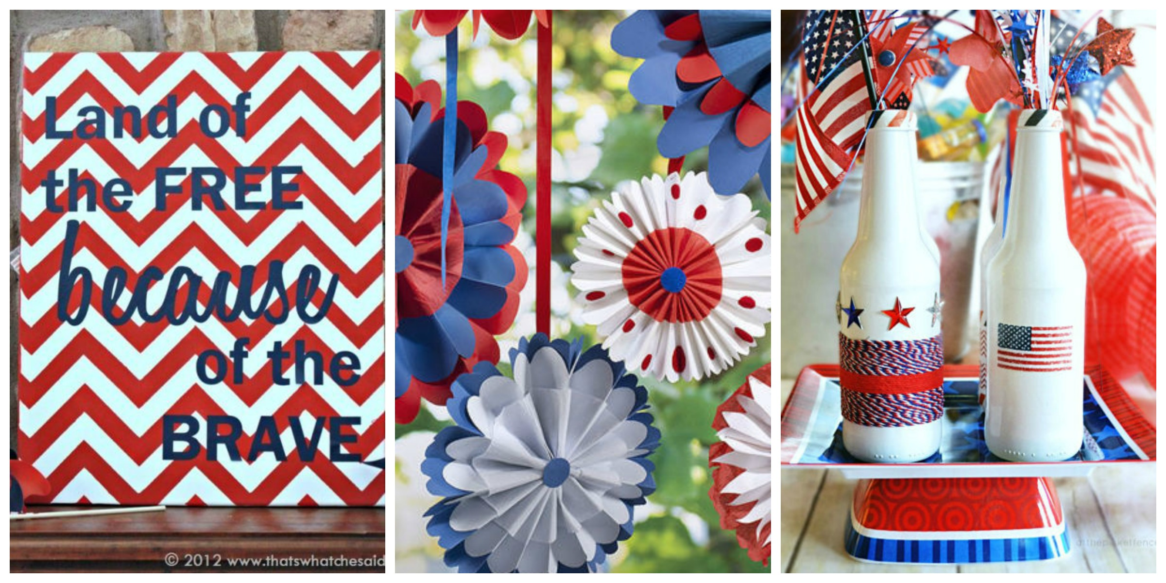 26 Easy 4th of July Crafts