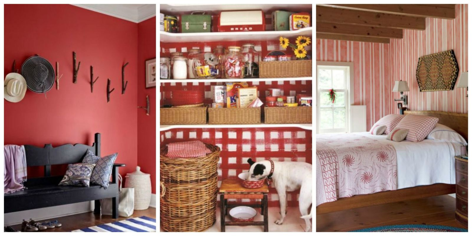 Red Room Decor Ideas Decorating With Red Ideas For Red Rooms And Home Decor