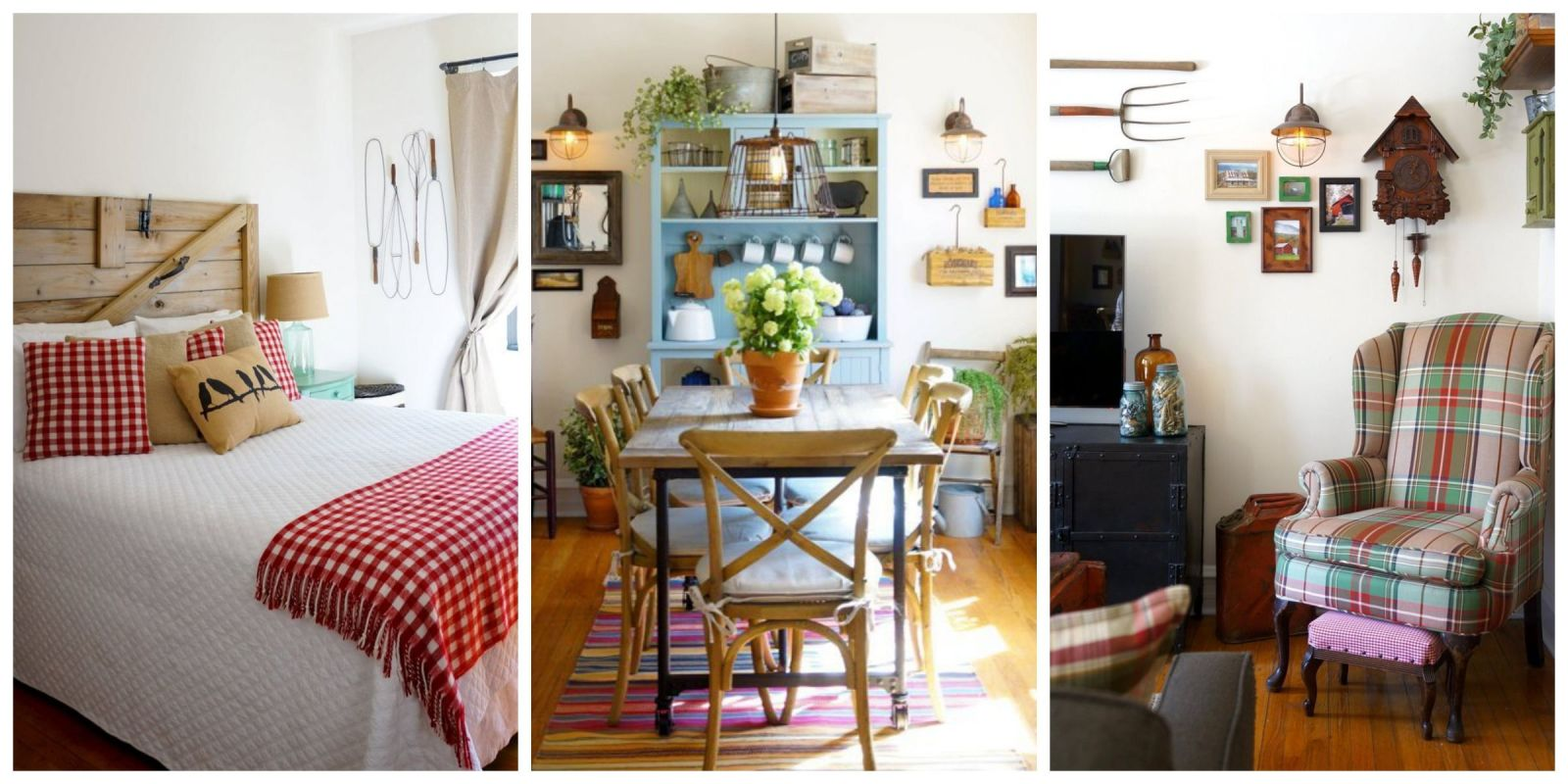 Home Decorating Ideas We 39re Crushing On The Primitive Country Decor In This City