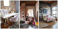 Exposed Brick Wall Decorating Ideas - Brick Wall Designs