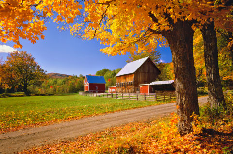 Fall In Vermont Wallpaper Beautiful Autumn Barn Photos Fall Foliage Pictures