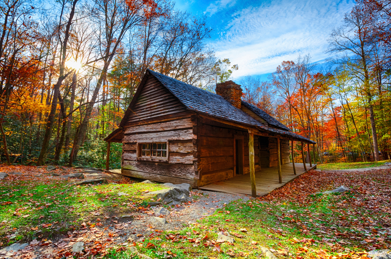 Fall In The Smokies Wallpaper Best Fall Foliage Small Towns In America Leaf Peeping