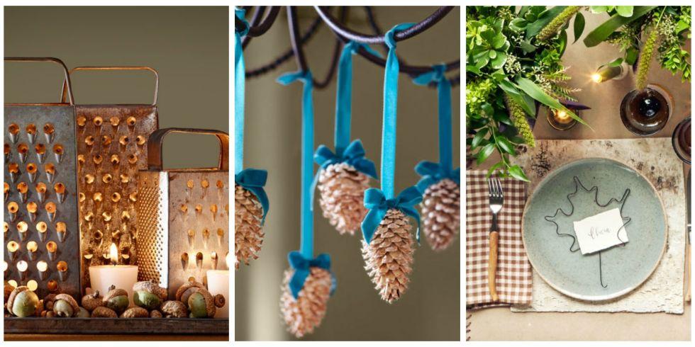 23 Easy Thanksgiving Crafts u2013 Fun DIY Ideas for Thanksgiving - craft ideas for the home