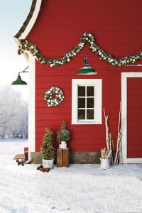 36 Country Christmas Decorating Ideas - How to Celebrate ...