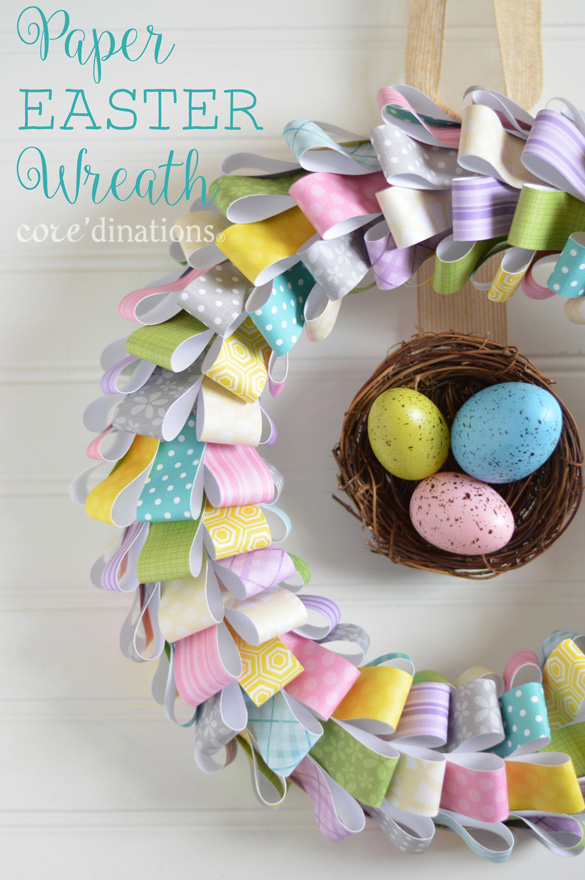 60 Easy Easter Crafts - Ideas For Easter Diy Decorations & Gifts