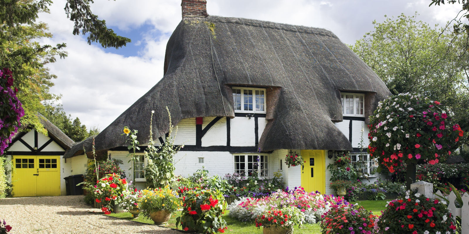 Englische Cottages 11 Photos Of English Country Cottages That Make Us Want