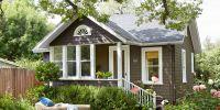 Janet Korff Tiny Garden Cottage - Tiny Cottage Decorating ...