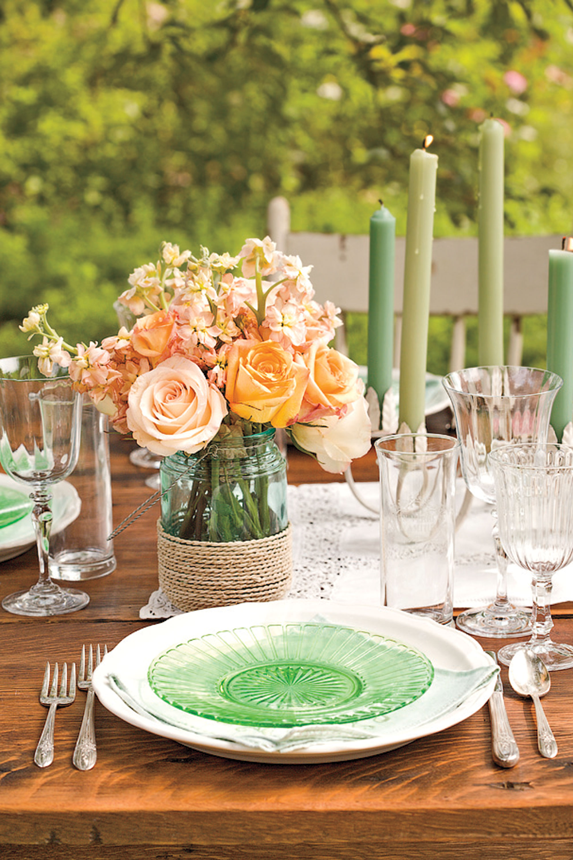Table Decor And More 35 Perfect Spring Table Decorations Ideas For Dinner