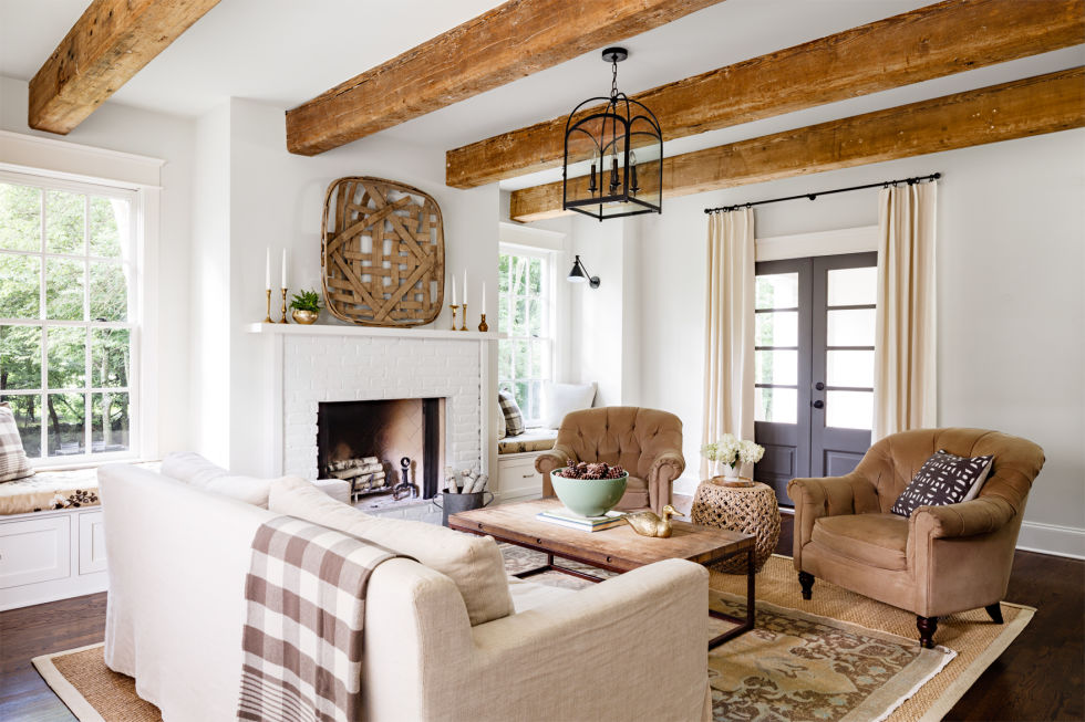 Southern Living Rooms - Beautiful Living Room Decorating Ideas - southern living living rooms