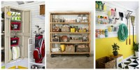 14 of the Best Garage Organization Ideas on Pinterest ...