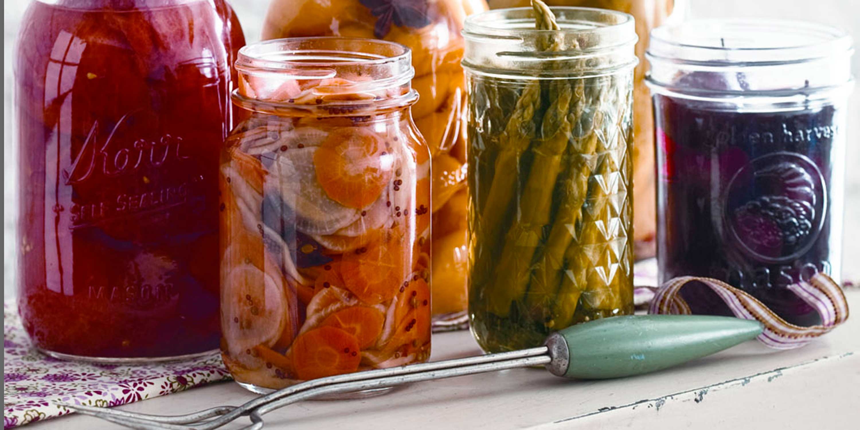 Food Recipe Preservation 27 Easy Pickling And Canning Recipes How To Make Homemade