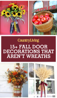 Fall Door & 18 Fall Door Decorations - Ideas For ...