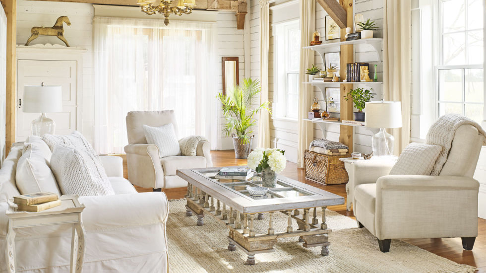 30 Cozy Living Rooms - Furniture and Decor Ideas for Cozy Rooms - cozy living room colors