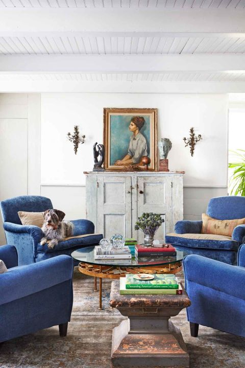 30 White Living Room Decor - Ideas for White Living Room Decorating - design your living room
