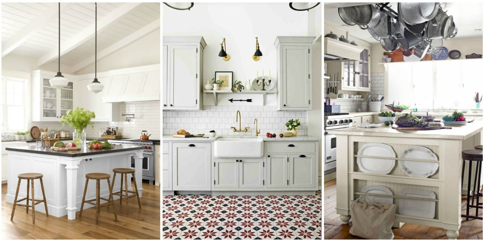 10 Best White Kitchen Cabinet Paint Colors