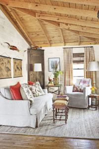 30 Cozy Living Rooms - Furniture and Decor Ideas for Cozy ...