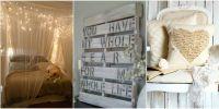 21 DIY Romantic Bedroom Decorating Ideas - Country Living