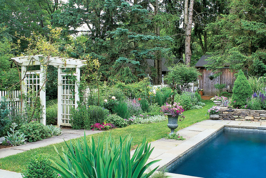 51 Front Yard and Backyard Landscaping Ideas - Landscaping Designs - garden designs ideas