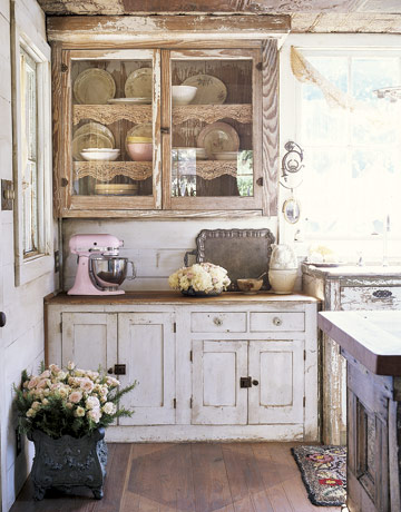 12 shabby chic kitchen ideas decor and furniture for