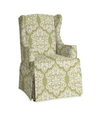 Upholstered Wing Chairs - Colorful Furniture Wing Chairs