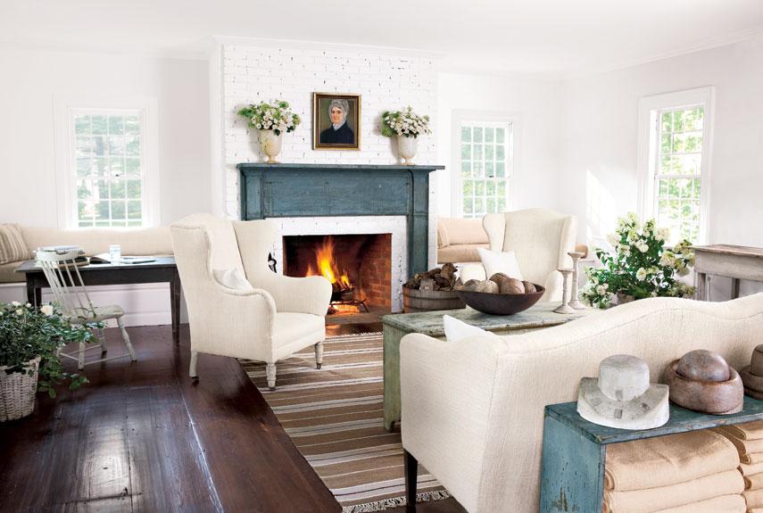 30 White Living Room Decor - Ideas for White Living Room Decorating - redecorating living room