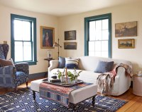 Historical New York Farmhouse - Antique Decorating Ideas