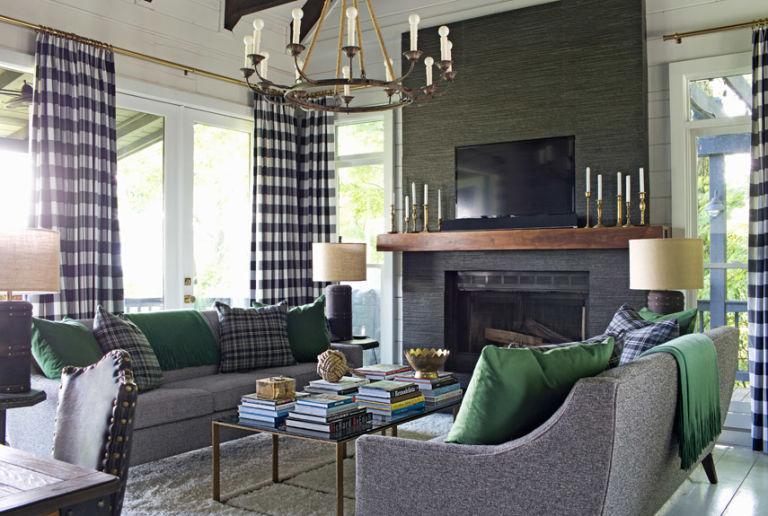 17 Inspiring Living Room Makeovers - Living Room Decorating Ideas - living room remodel