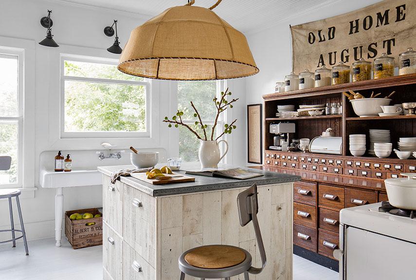 50+ Best Kitchen Island Ideas - Stylish Designs for Kitchen Islands - kitchen islands designs
