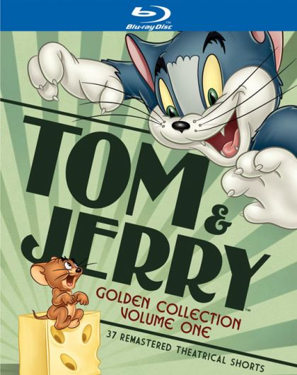 Tom & Jerry: Golden Collection Volume 1 (1940) on Collectorz.com Core