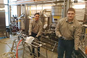 21 Andrew & Bryce in Brewery_sm