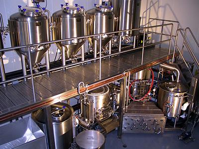 CMBTC Pilot Brewery