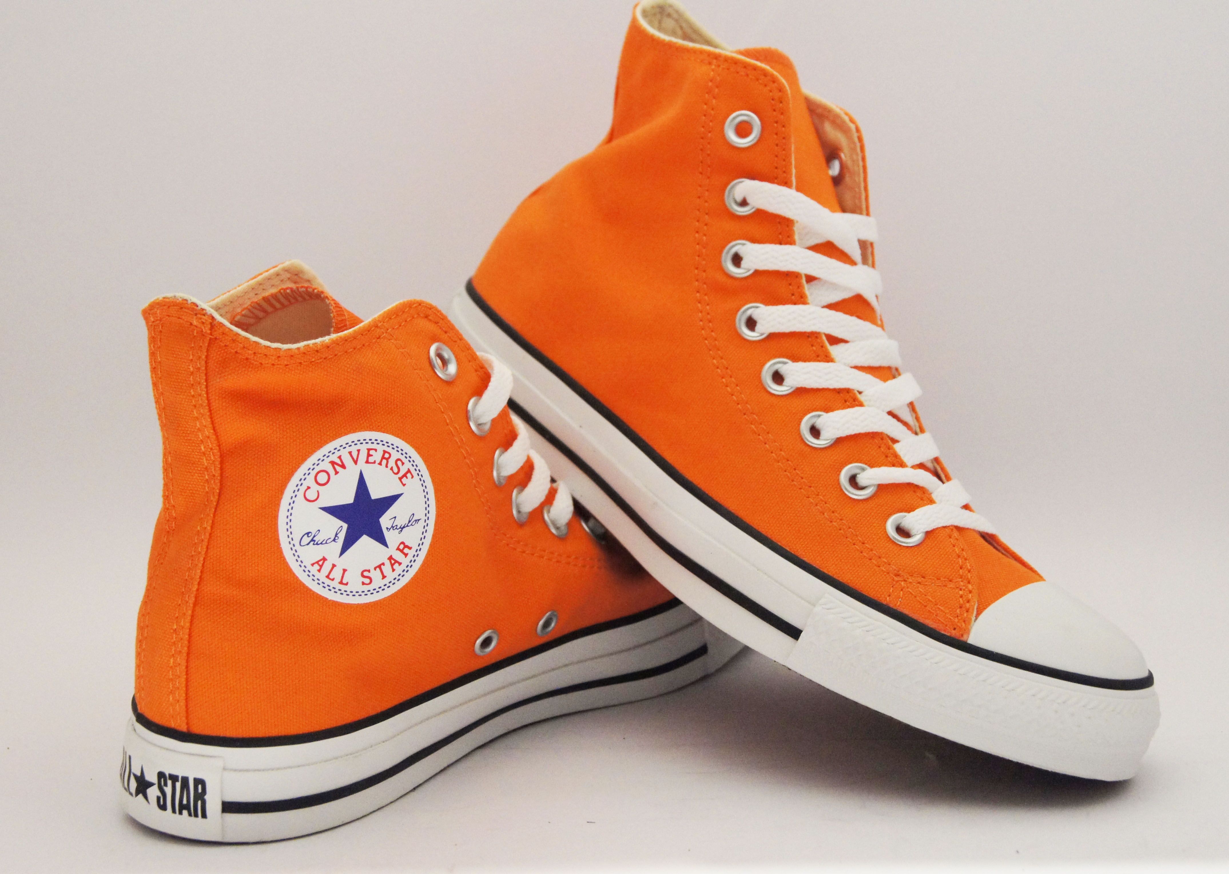 All Star The Gallery For Gt All Star Converse Orange