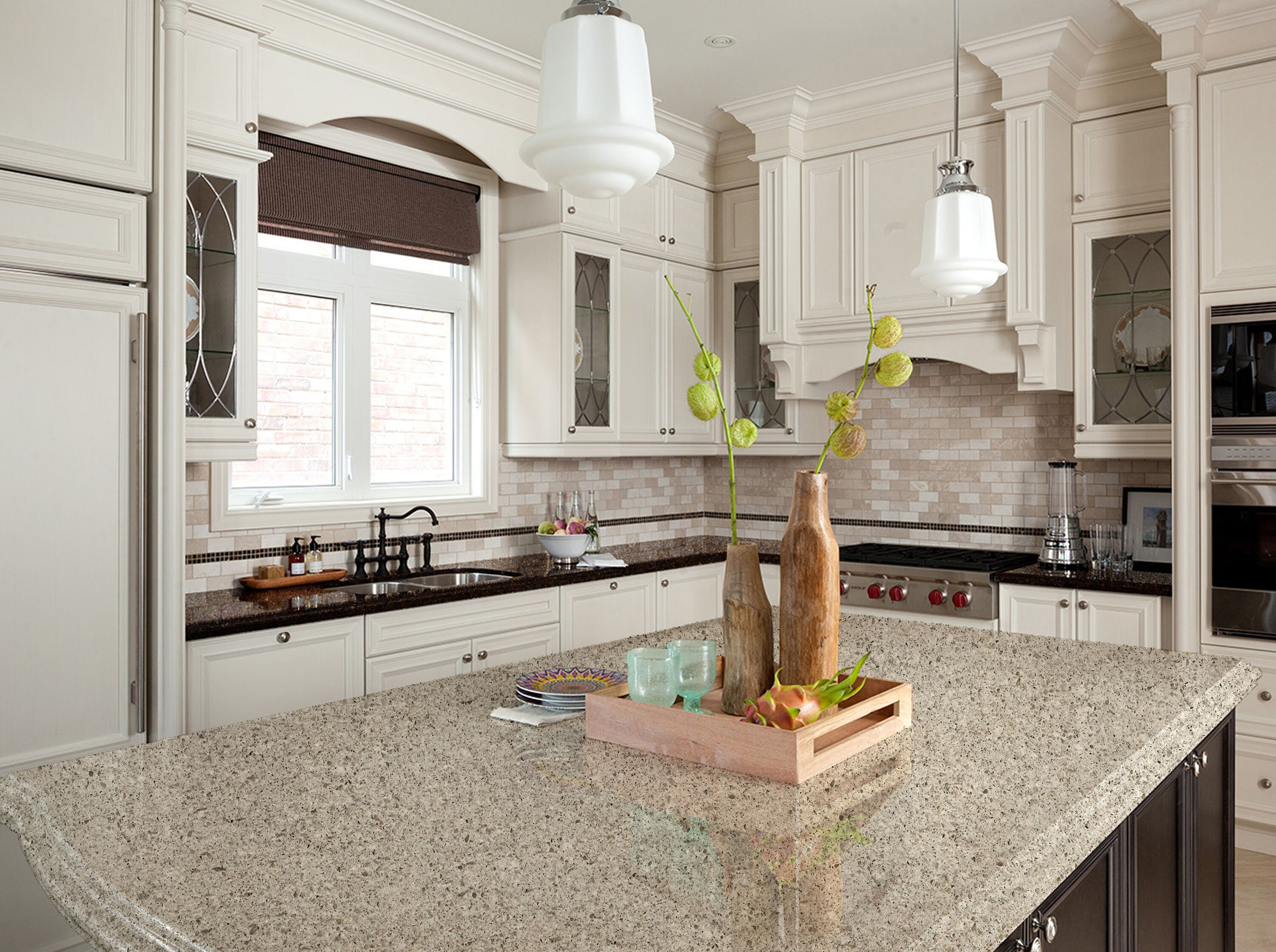 Taupe Quartz Countertop Homepage Cmd Group Usa Quartz Countertops
