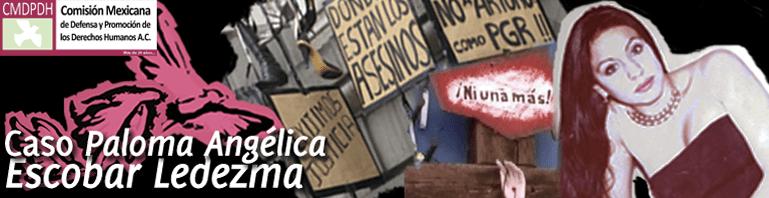 Paloma Angélica Escobar Ledezma