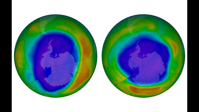 More Protection Un Says Earth39s Ozone Layer Is Healing