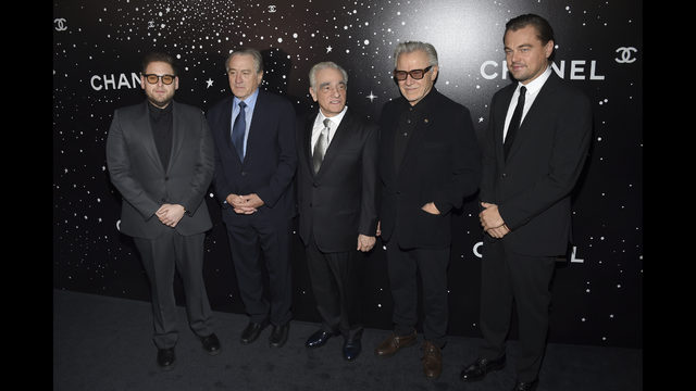 Scorsese Feted At Moma By Friends De Niro Dicaprio Hill