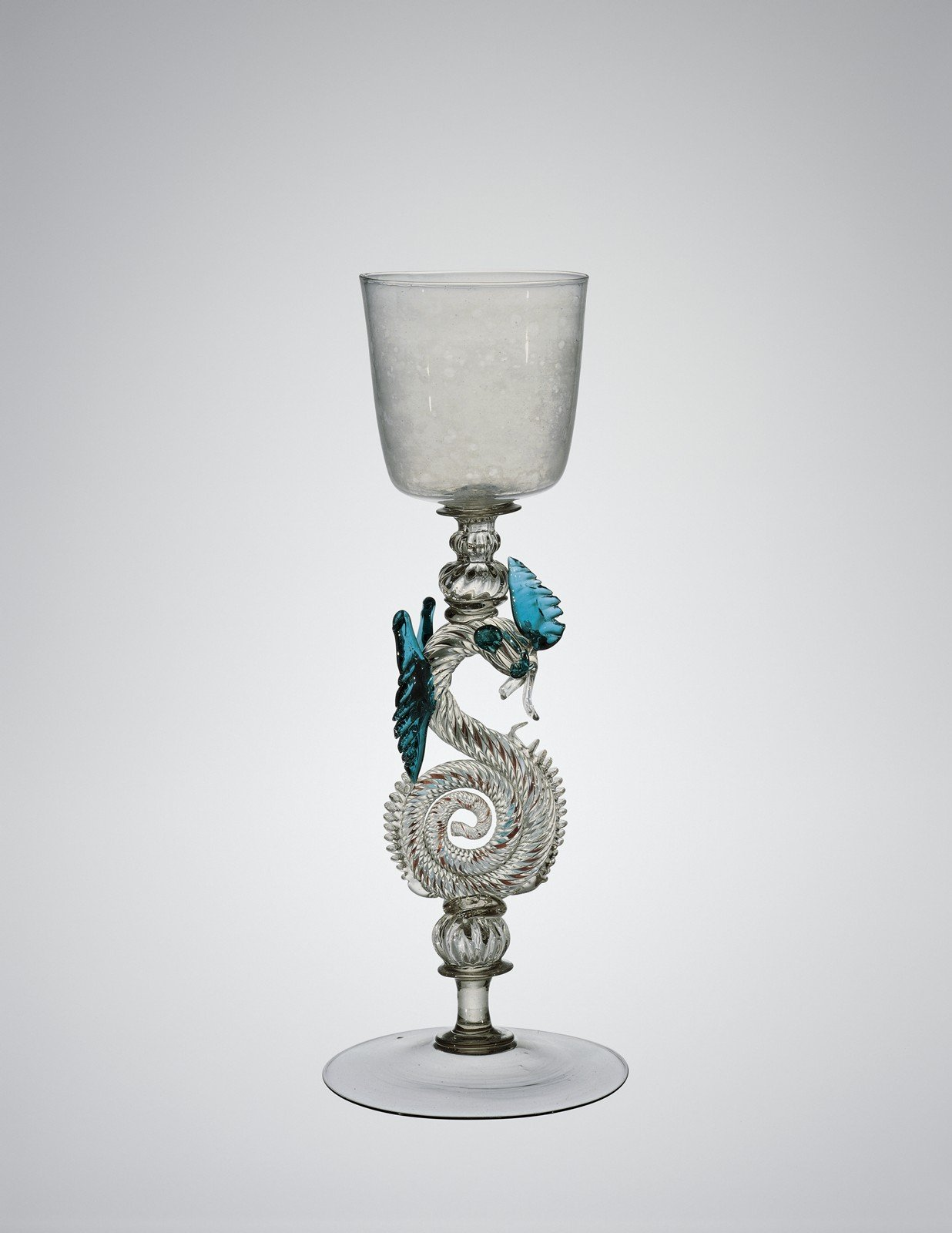 Goblet Style Wine Glasses Collection Search Corning Museum Of Glass