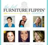 Fab Furniture Flippin' Contest: Pure & Original Hutch Makeover