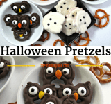 Halloween Pretzels {MM 173}