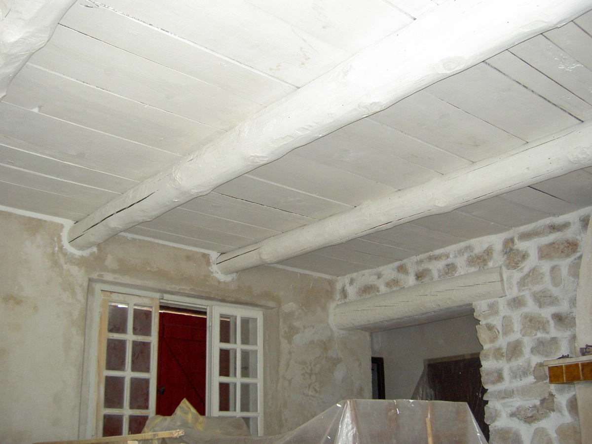 Renovation Plafond Lambris Rénovation Plafond Entreprise Lagarde