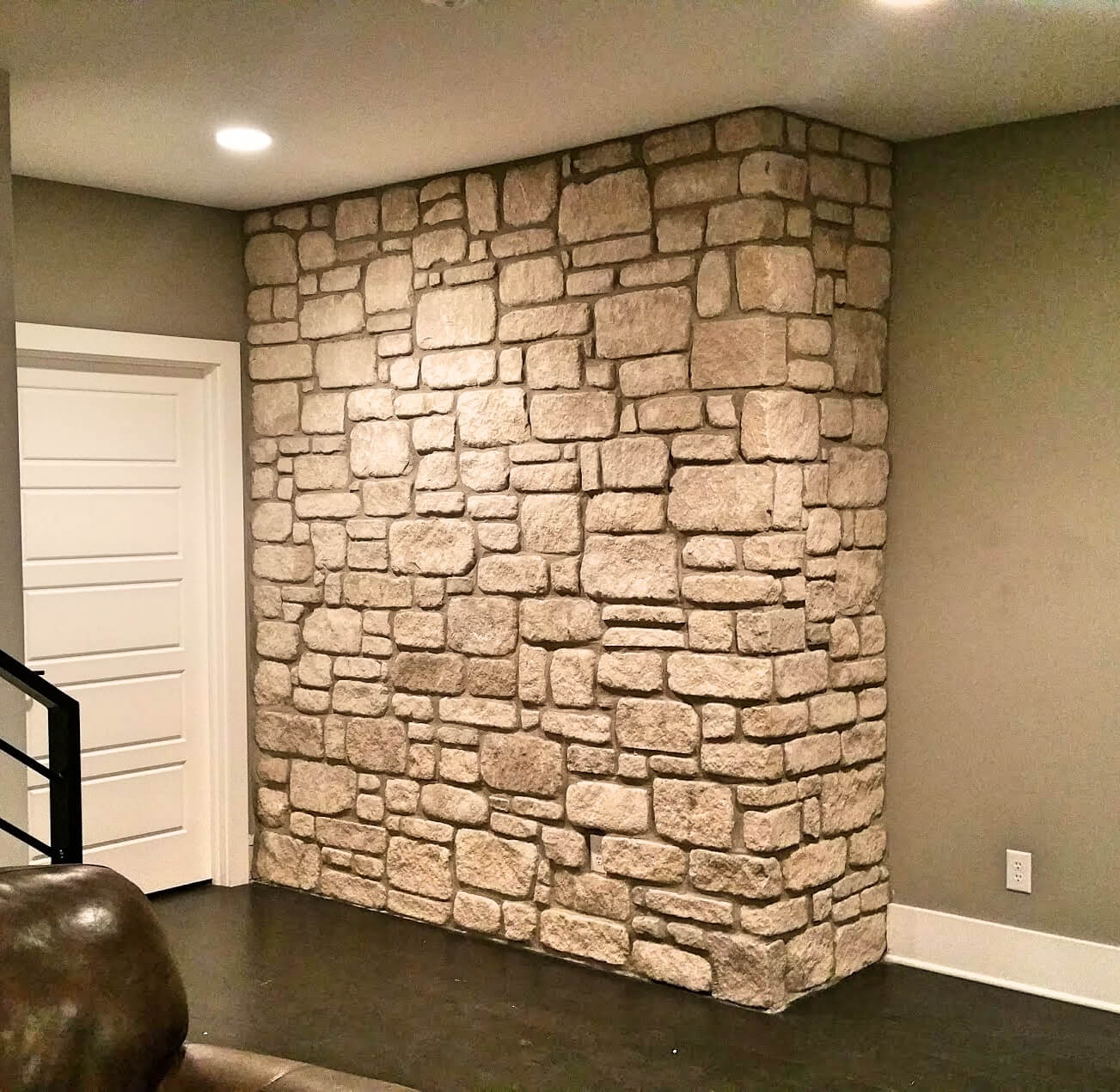 Accent Stone Wall Accent Walls Chimney And Masonry Outfitters