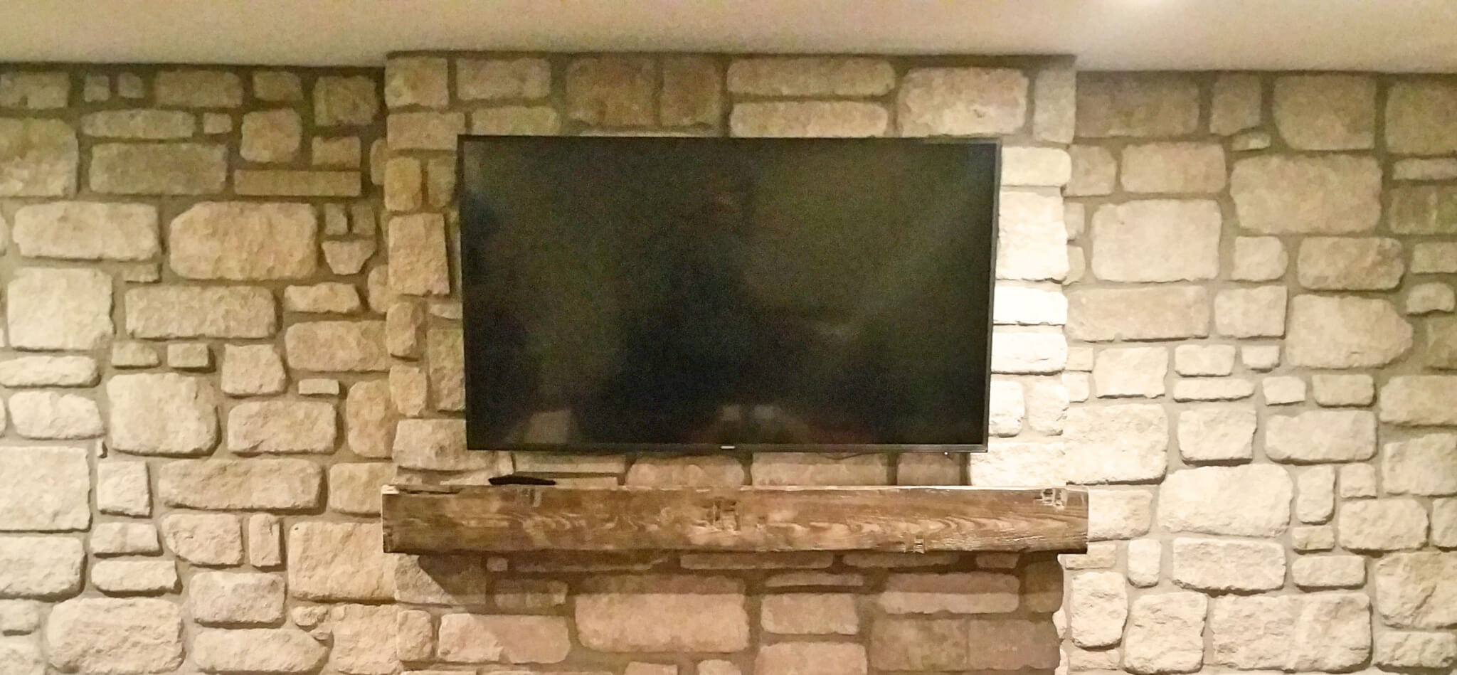 Hang Your Tv Should You Hang Your Tv Above The Fireplace Chimney