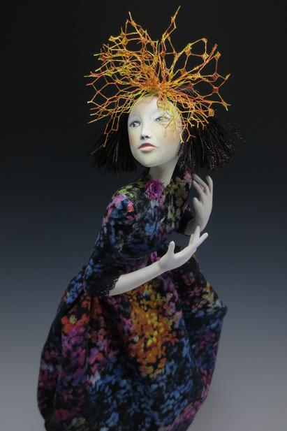 Inspiration Art Dolls By Cindee Moyer