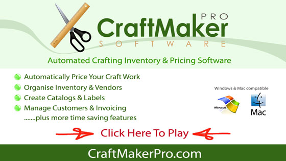 Etsy Pricing Calculator Craft Maker Pro Inventory and Pricing